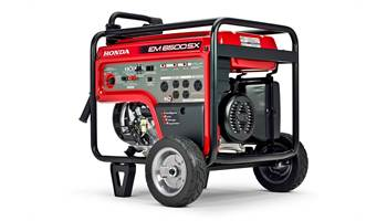 EM6500XKC Electric Start 6500