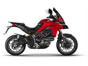 Stock Image: Ducati Red