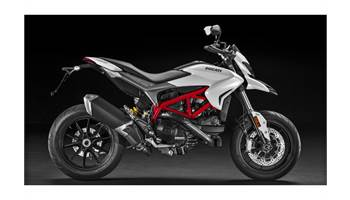 2017 Hypermotard 939 - Star White Silk
