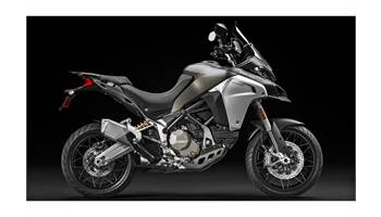 2017 Multistrada 1200 Enduro - Phantom Grey/Star White