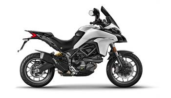 2017 Multistrada 950 - Star White Silk