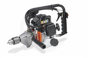 Tanaka TED-262L Gas Powered Drill