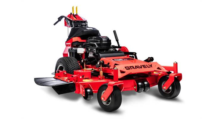 Gravely Walk-Behind Lawn Mowers