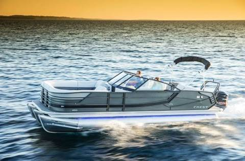 2017 Continental 270 NX-L (Twin Outboard)