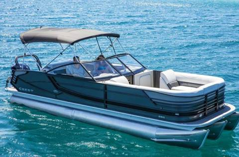 2017 Continental 270 NX-CS (Twin Outboard)