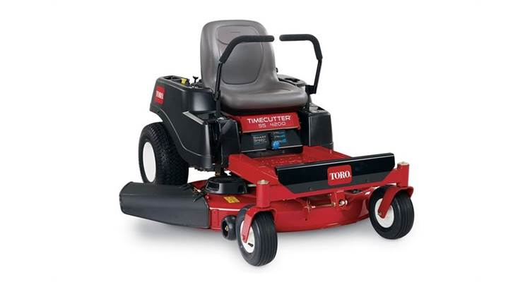 Toro residential lawn mowers in Long Island, NY