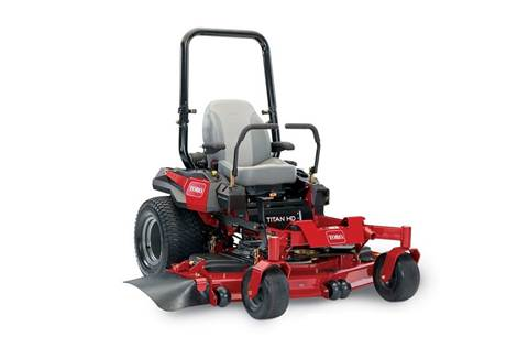 "60"" TITAN® HD 2500 Series Zero Turn Mower (74472)"