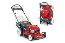 Toro recycler mower