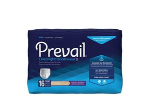 PREVAIL OVERNIGHT ABSORBENC UNDERWEAR FOR MEN HOME