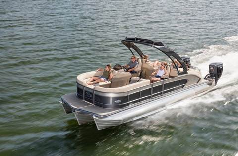2017 27 Legacy SHP Dual Engine