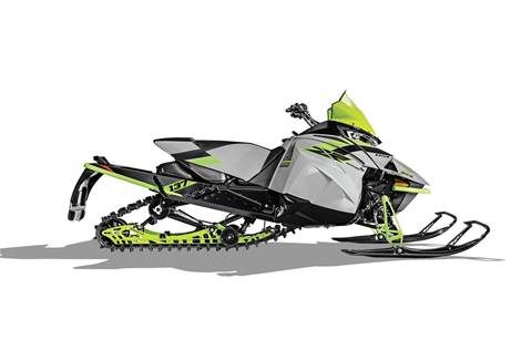 2018 ZR 8000 Sno Pro ES (137) Early Release