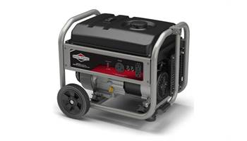 2017 3500 Watt Portable Generator with RV Outlet CARB Compliant (030680)