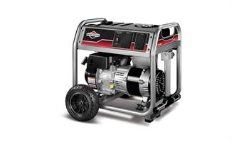 2017 3500 Watt Portable Generator with Locking Outlet (030661)