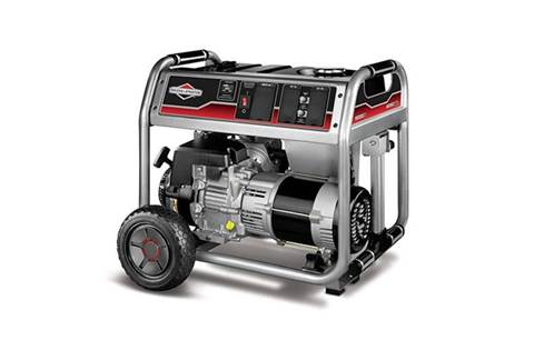 2017 5000 Watt Portable Generator with Hour Meter (030657)