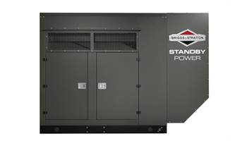 2017 100kW1 Standby Generator (080010-014)