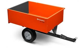 2017 16' Steel Swivel Dump Cart (16' Steel Swivel Dump Cart)