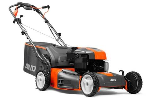 2017 HU725AWD BBC Walk Behind Mower (961 45 00-18)