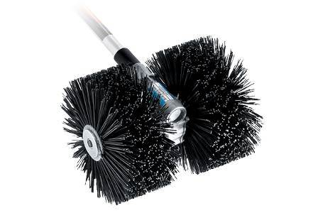 2017 #80711 Aggressive Nylon Brush (Brush Only)