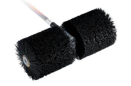 2017 #99909-11004 Nylon Brush Paddle (Brush Only)