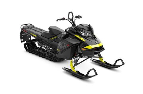 2018 Summit® X 850 E-TEC® 165 SHOT