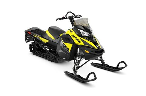 2018 Summit® SP 600 H.O. E-TEC® 146 - Sunburst Yellow