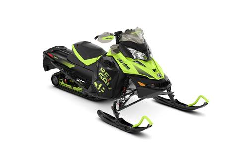2018 Renegade® X® 600 H.O. E-TEC® - Manta Green/Black