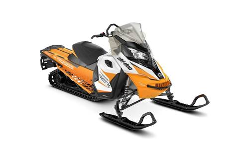 2018 Renegade® Backcountry 600 H.O. E-TEC®-Orange Crush
