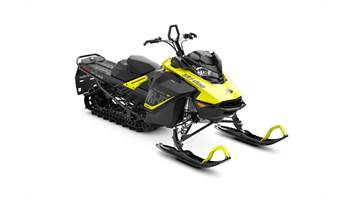2018 Summit® SP 850 E-TEC® 146 ES - Sunburst Yellow