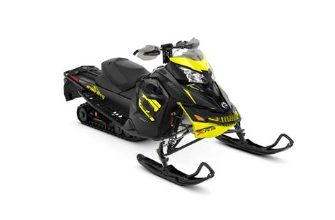2018 MXZ® X-RS® Iron Dog 600 H.O. E-TEC®