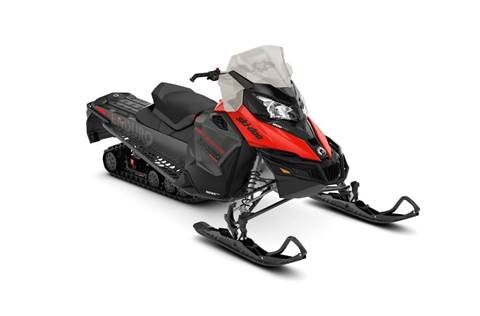 2018 Renegade® Enduro™ 1200 4-TEC® - Lava Red