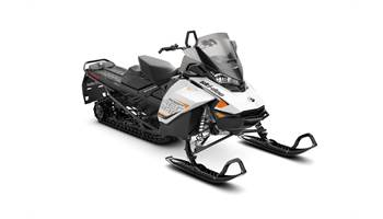 2018 Renegade® Backcountry™ 850 E-TEC® - White/Black