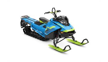 2018 Summit® X 850 E-TEC® 165 ES - Octane Blue/Manta
