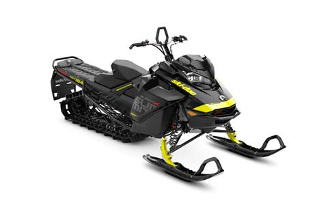 2018 Summit® X 850 E-TEC® 154 SHOT