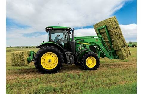 2017 AB18K Large Square Bale Spear