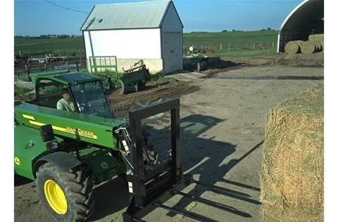 2017 AB15 Series Bale Spears