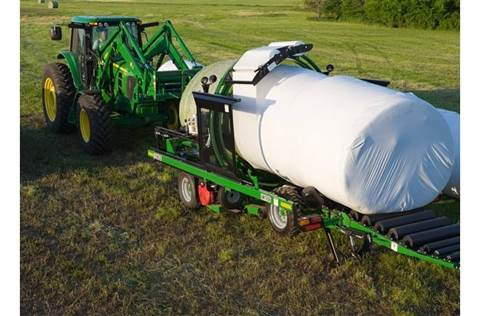 2017 LW12 Series In-Line Bale Wrapper