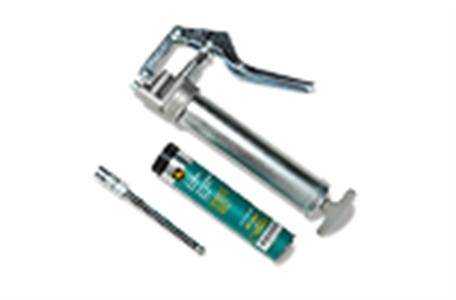 2017 Mini-grease gun with two 3-oz. grease cartridges