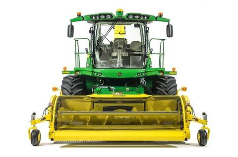 2017 8100 Self-Propelled Forage Harvester