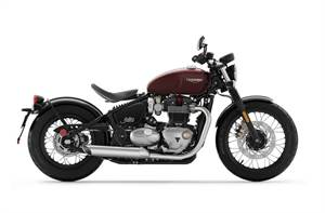Bonneville Bobber (Color)