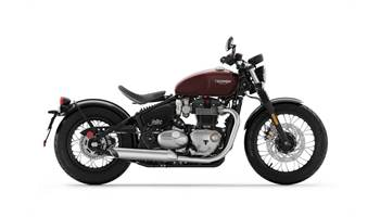 2018 Bonneville Bobber (Color)