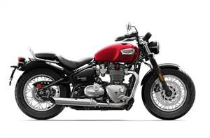 Bonneville Speedmaster (Color)