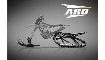 2018 ARO 120 LE White Fox QS3r Suspension