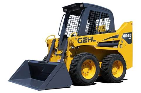 2017 4640E Power2 Skid Loader