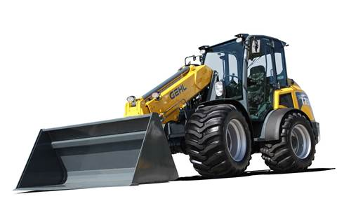 2017 T750 Telescopic Articulated Loader T750