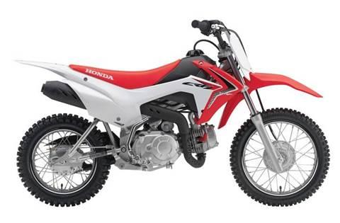 2018 CRF110F Honda Dirt Bike