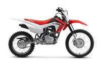 2018 Honda CRF - 125F (Big Wheel)