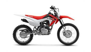 2018 CRF - 125F (Big Wheel)