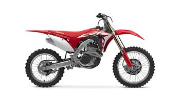 2018 CRF250R COMPETITION