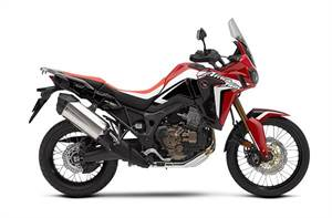 Africa Twin - DCT