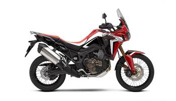 2018 Africa Twin - DCT ABS